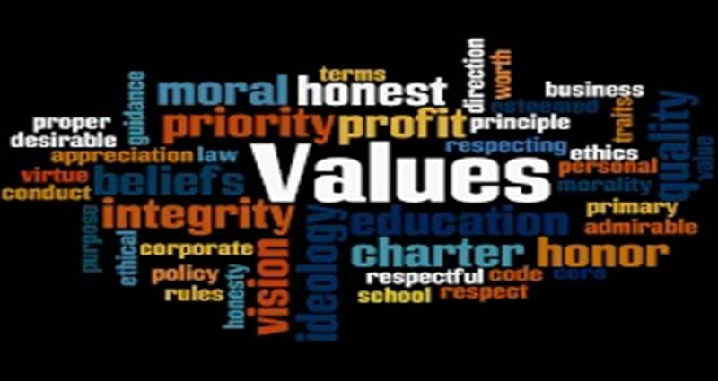 Valuing the 'Value based Education'